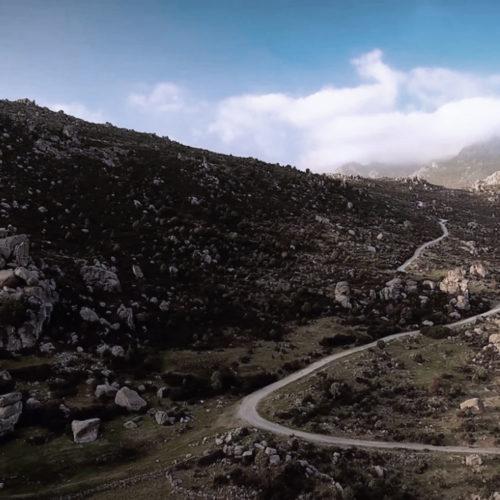 foto aérea madrid norte