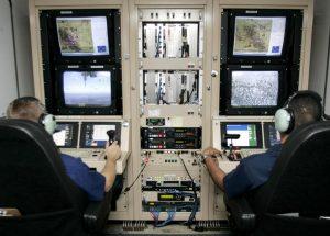 vigilancia aerea con drones