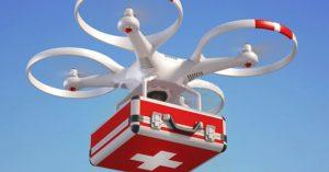 Drones salud
