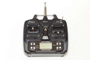 Estación de control dron