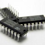 DIP IC Chips