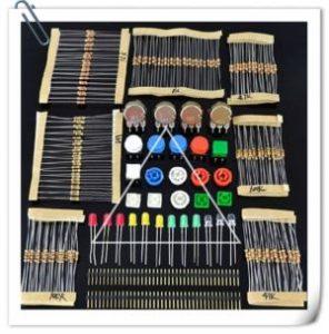 Kit de componentes Arduino