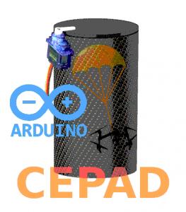 Logo del proyecto CEPAD