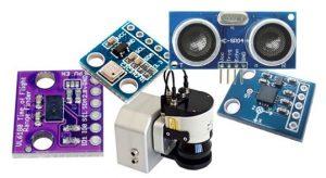 Algunos tipos de sensores