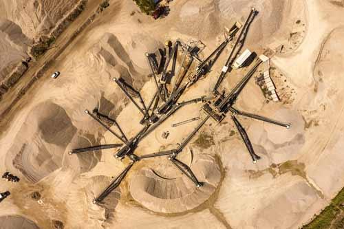 Uso de drones para industria