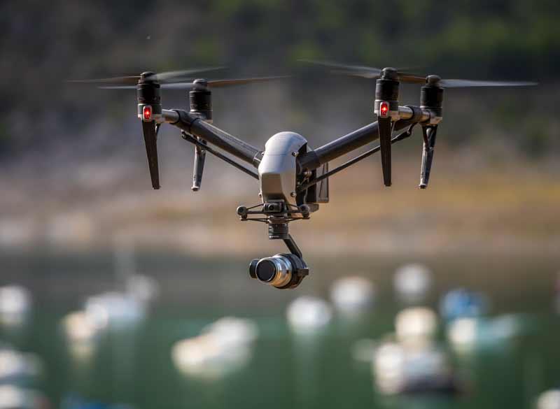 Cuanto cuesta un video con dron