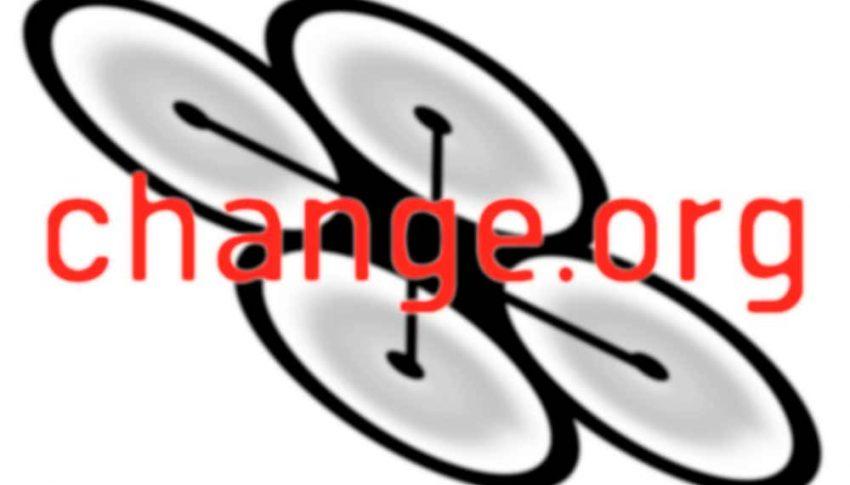 Propuesta de Change.org en legislación de drones