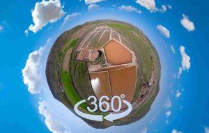 Video de Imon en 360º con dron