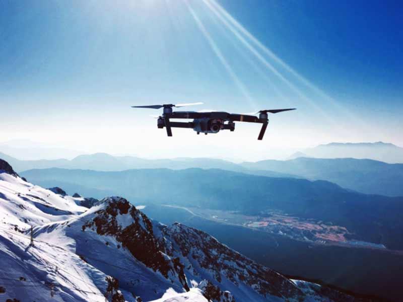 Cómo han cambiado los drones el mundo en 2018