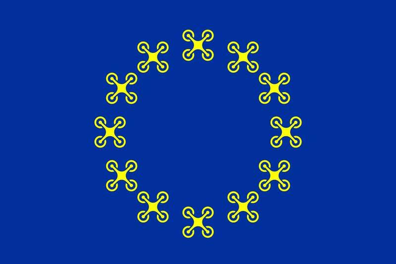 normativa de drones en europa