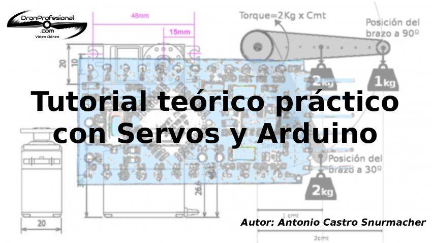 Tutorial Servos con Arduino