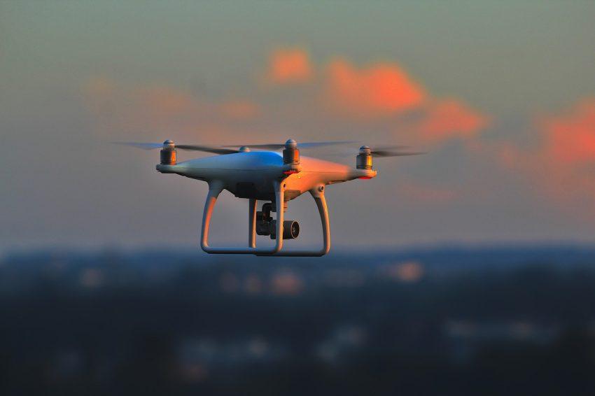 drones en el futuro